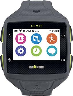 Timex IRONMAN One GPS+ Gray/Lime: Timex GPS Watches