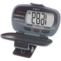 "Brand New Timex Ironman Pedometer w/Calories Burned ""Item Ca"