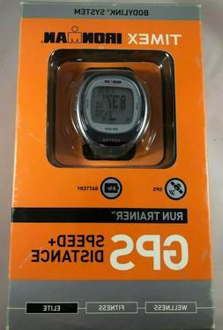 Timex Ironman Run Trainer GPS Speed + Distance Watch