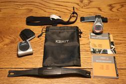 Timex IronmanTriathlon Mens Watch WR50m 100 Lap RSS 210 80