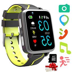 Jesam Kids Smart Watch with Music Player - Childrens Mp3 Mus