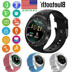 Kids Smart Watch Phone Touch Location GSM SIM for iOS Androi