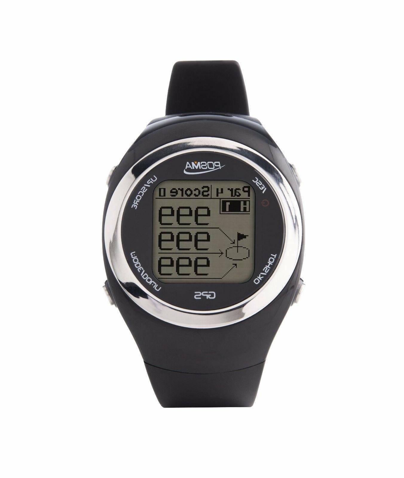2016 GT2 Golf Trainer Watch Tracker