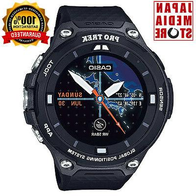 CASIO 2017 Model Smart Outdoor Watch ProTrek Smart WSD-F20-B