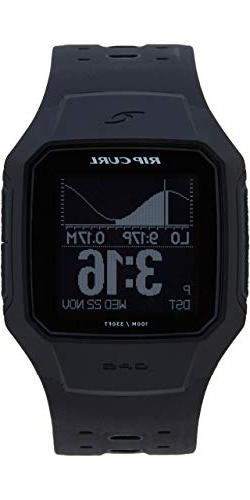 Rip Curl 2018 Search GPS Series 2 Smart Surf Watch Black A11