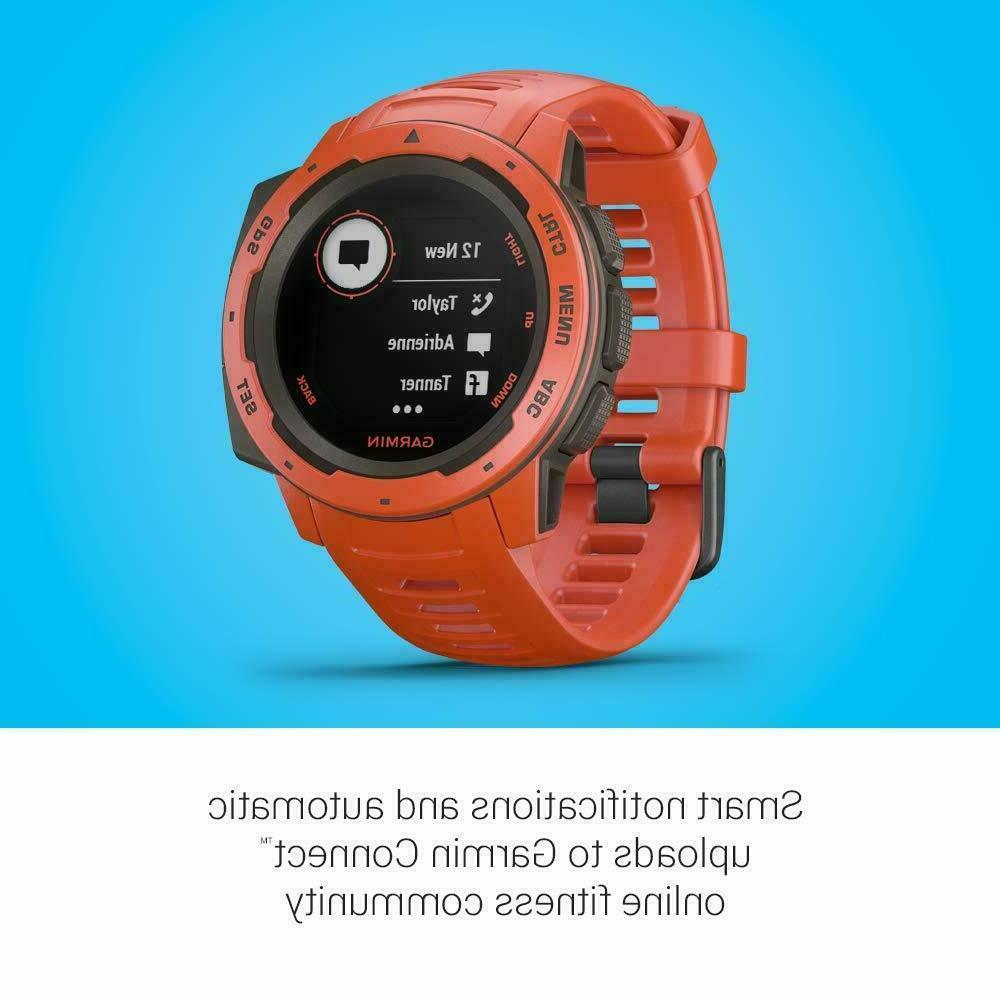 2019 Garmin Outdoor Watch ASST. Colors Thermal, CHOOSE COLOR