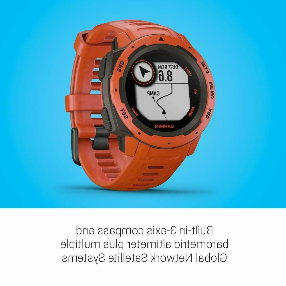 2019 Garmin Outdoor GPS Watch Colors COLOR
