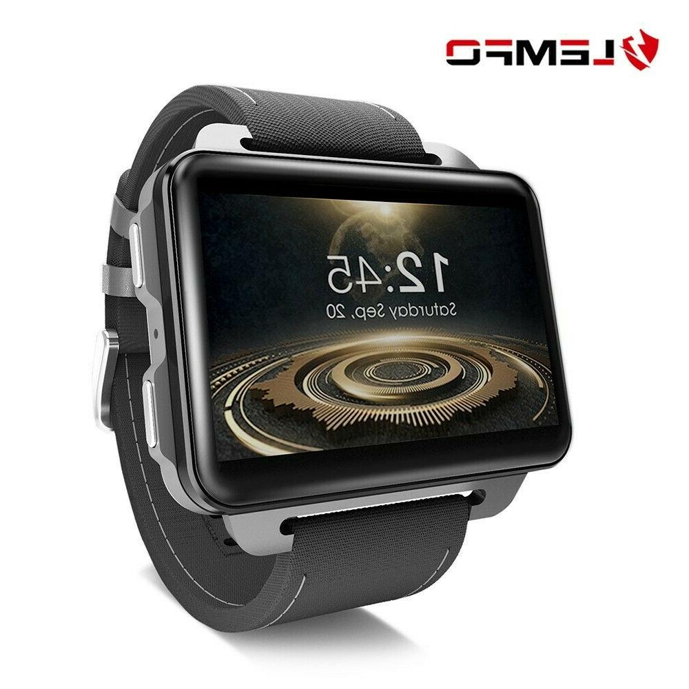 2019 lem4 pro man smart watch 3g
