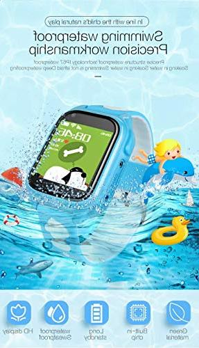 2019 Kids Smart Boys Game with 1.54'' Screen SOS Cell Fitness Tracker Outdoor