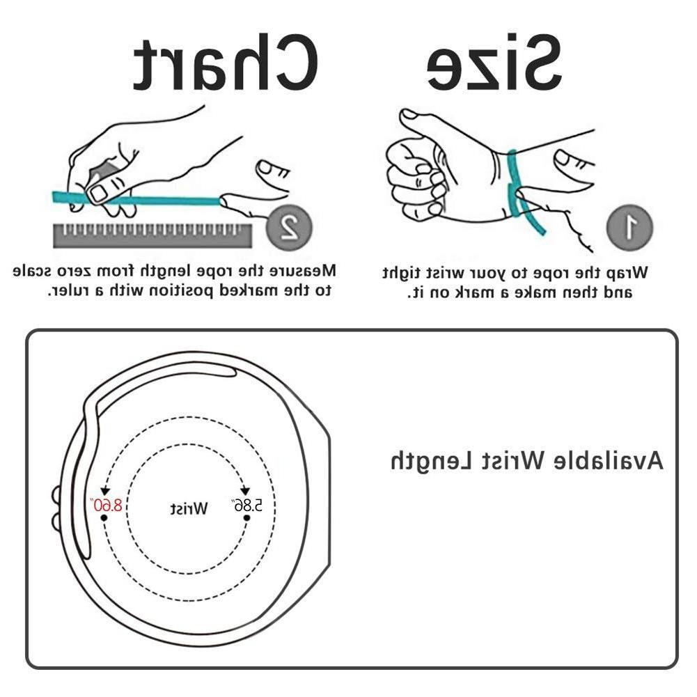 28mm Strap Silicone Replacement Watchband Wrist Band Strap TomTom <font><b>1</b></font> Series Multi-Sport Runner <font><b>1</b></font> <font><b>GPS</b></font>