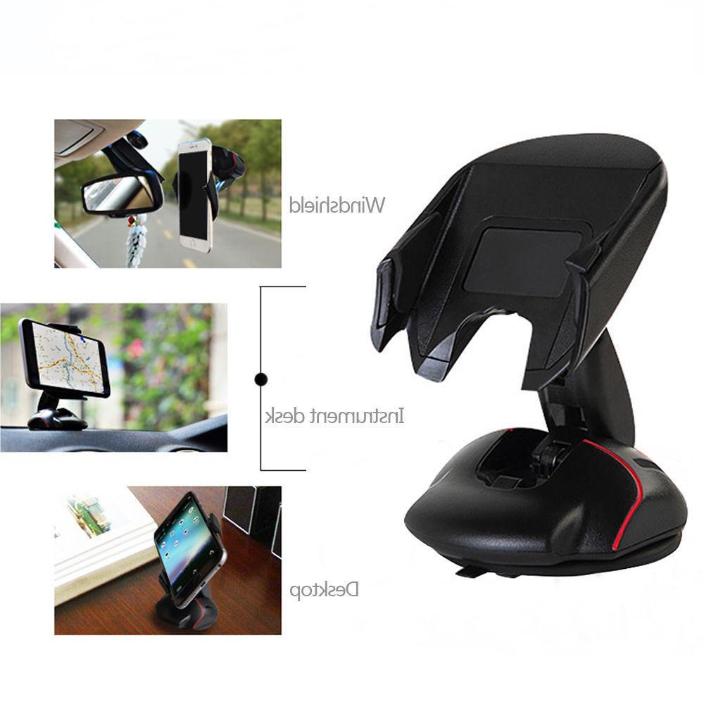 360° In Dashboard Cell GPS Cradle