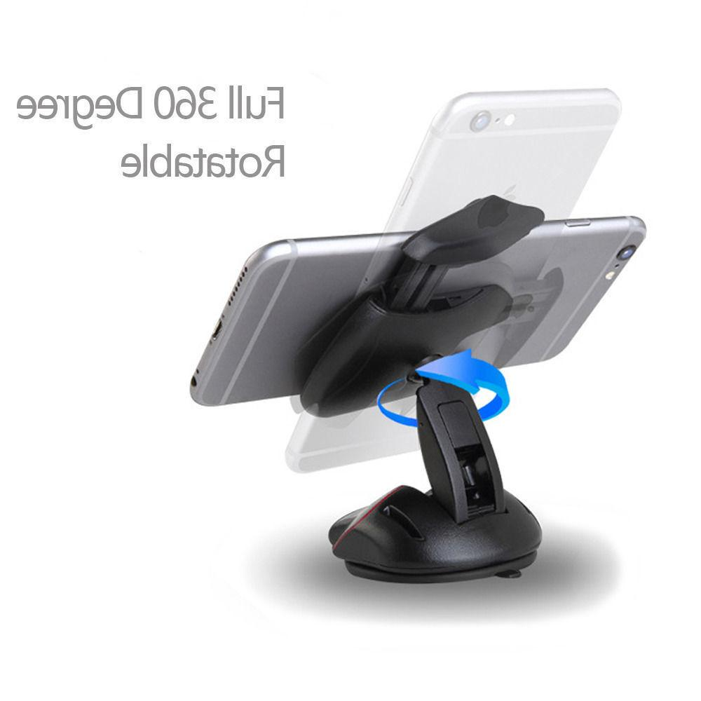 360° Car Dashboard Cell GPS Cradle