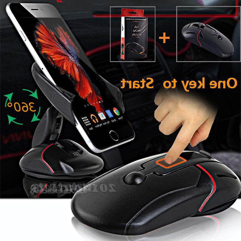 360 universal in car dashboard cell mobile