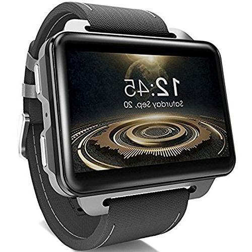 3G Smart Watch Phone,LEMFO LEM4 PRO - 2.2 Inch Big Screen An