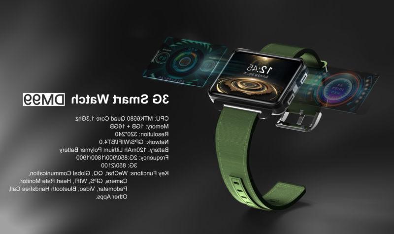 3G Android Watch 16GB GPS WCDMA Samsung
