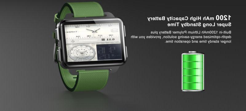 3G Watch 16GB WIFI GPS SIM WCDMA Samsung Phone