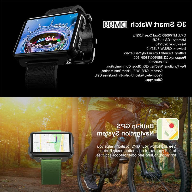 3G Android Watch 16GB GPS SIM Samsung
