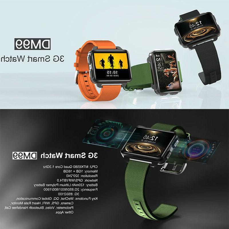 3G Smart Watch Bluetooth GPS SIM Samsung