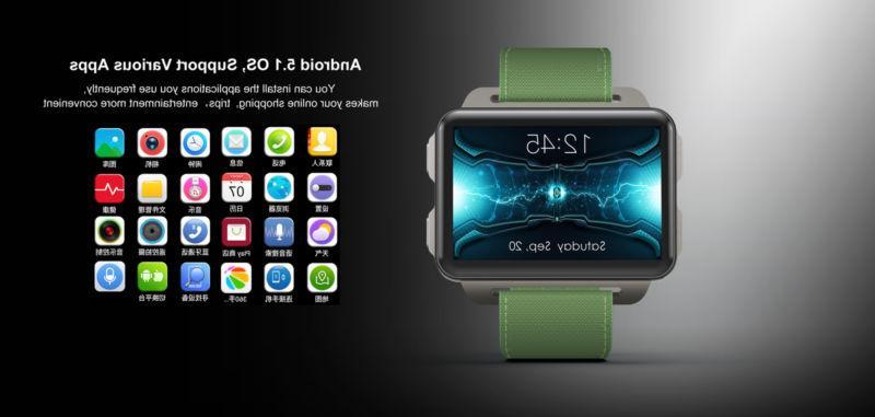 3G Smart Watch Android 16GB GPS SIM Samsung