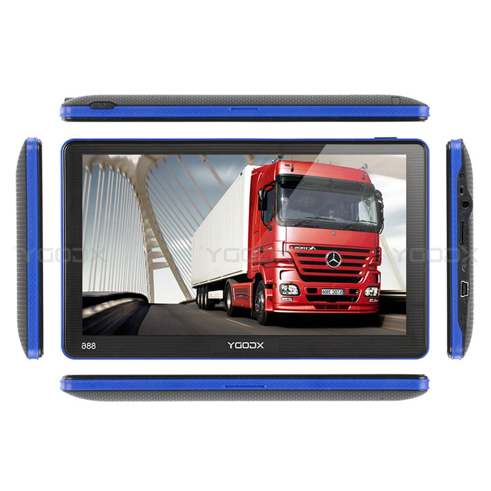 XGODY 886 7 Truck Car GPS sat Free