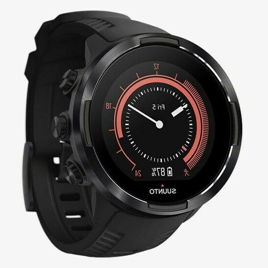 Suunto 9 50mm Glass Fibre Case with Silicone Band GPS Multis