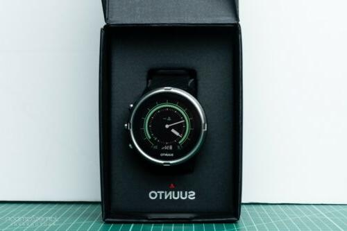 9 gps watch black lnib