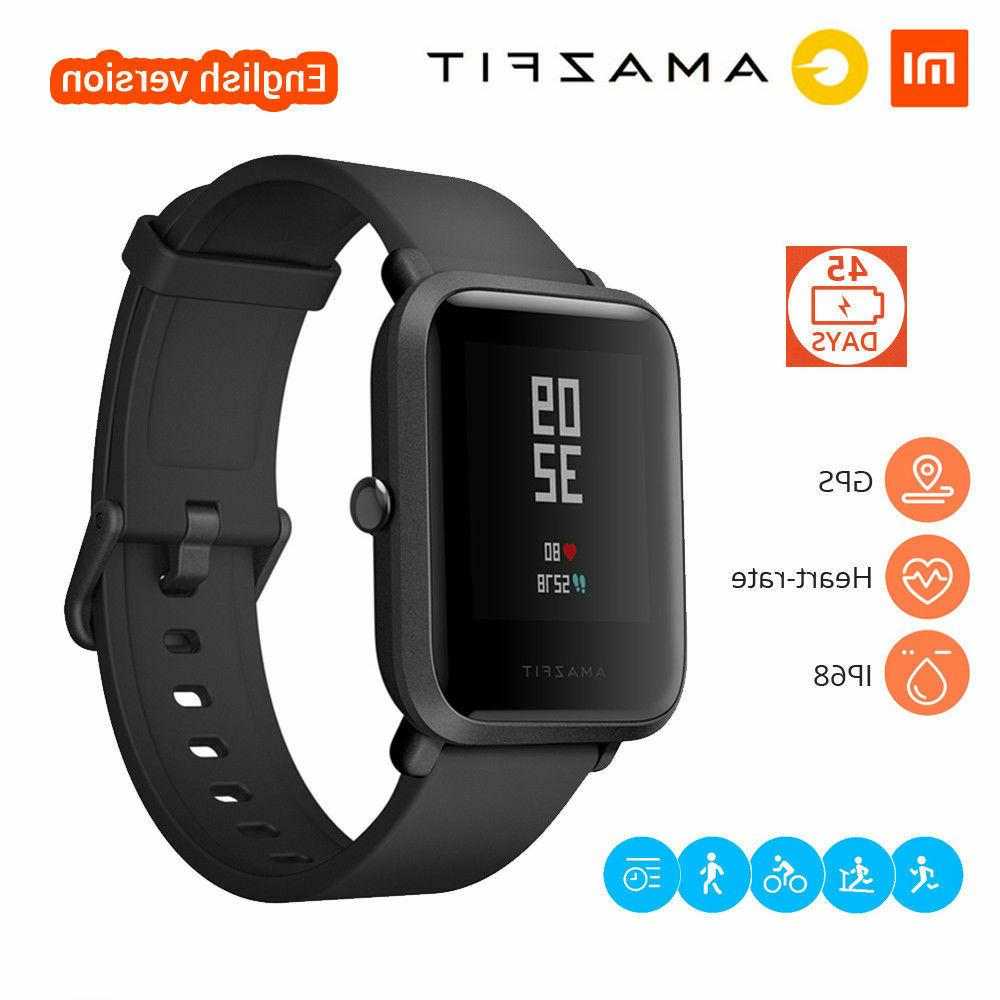 Amazfit Bip Smartwatch by Huami with All-day Heart Rate and