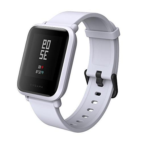 54af83ec5 Amazfit Bip Smartwatch by Huami with All-day Heart Rate and