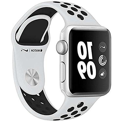 Apple Watch Nike+ Series 3 , 38mm Silver Aluminum Case with