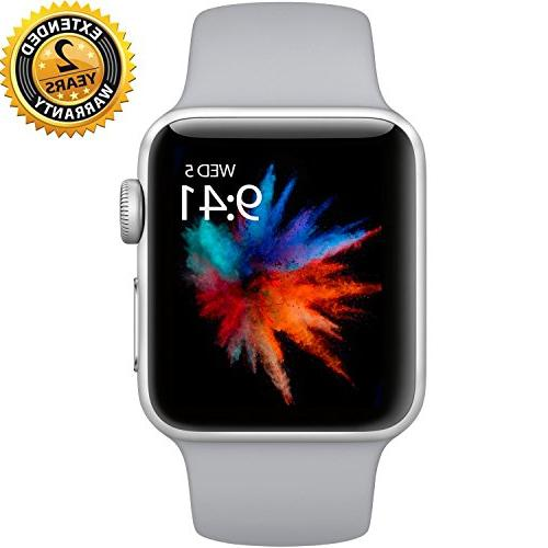 Apple Watch Series 3 38mm Smartwatch  2 Year Extended Warran