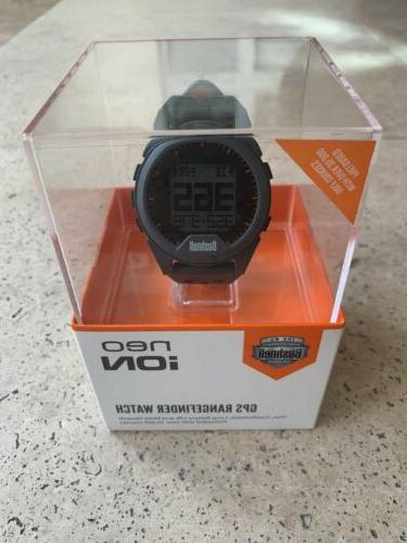 Bushnell Golf- Neo iON Watch Preloaded Courses Worldwide