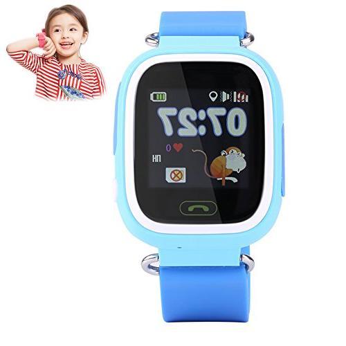 Children GPS Tracker Watch, WIFI Touch Screen Smart Watches