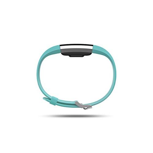 Fitbit Charge 2 Rate Fitness Teal, Small