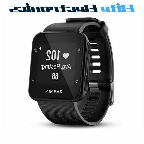 Garmin - Forerunner 35 Gps Watch - Black
