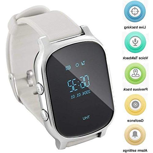 Gps Watch For Kids Seniors, Smart Watch Phone