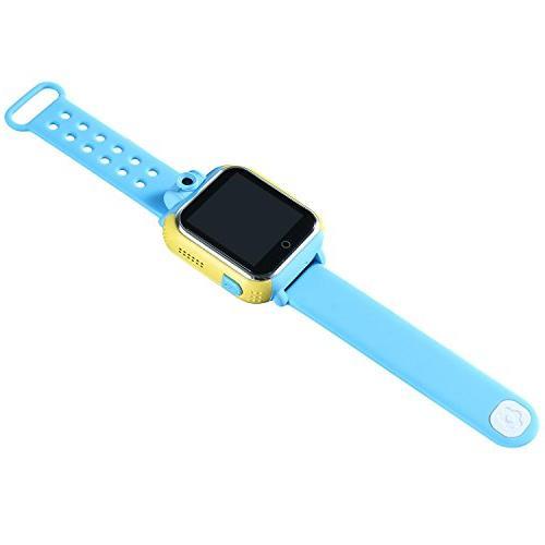 KOBWA GPS Kids Smartwatch Sim Watch Phone SOS WCDMA Control IOS Android Smartphone Dual Core