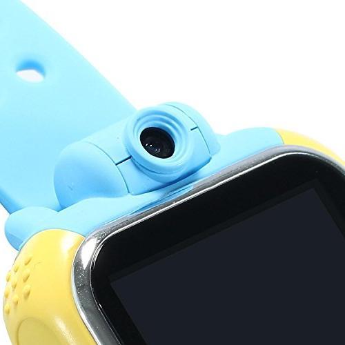 KOBWA GPS Kids Smartwatch Wrist Watch Phone WCDMA Children Control IOS Android Smartphone MT6572A Dual Core