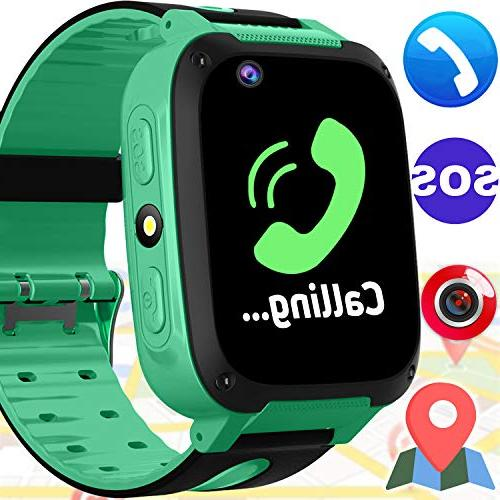Kids Smart Gps Tracker Watch Kids Phone