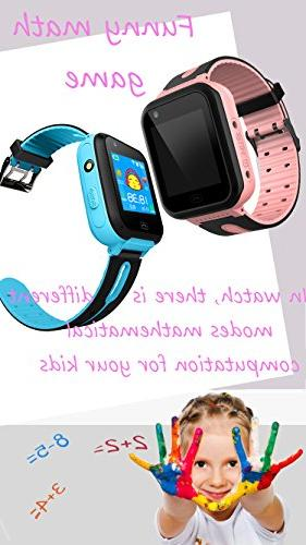 Kids Smart GPS Watch Watch Camera for Boys Android