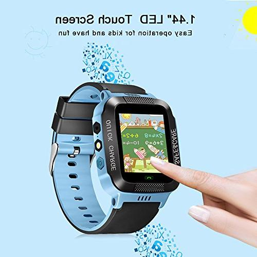 0f9005899b7 Kids Smart Watches GPS Tracker Phone for from ELE