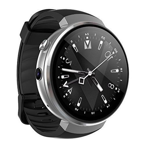 120de51c8 LEMFO LEM7 1st 4G android 7.0 standalone smartwatch nano sim