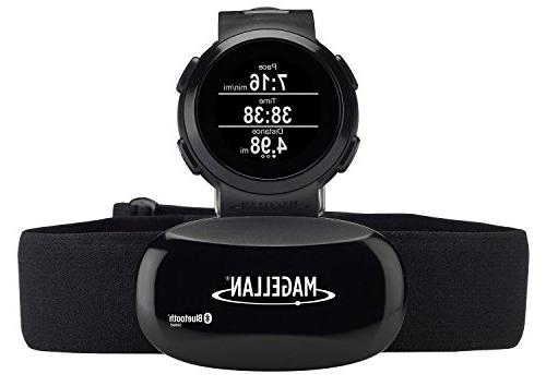 MG-TW0100SGHNA Magellan Echo with Heart Rate Monitor -