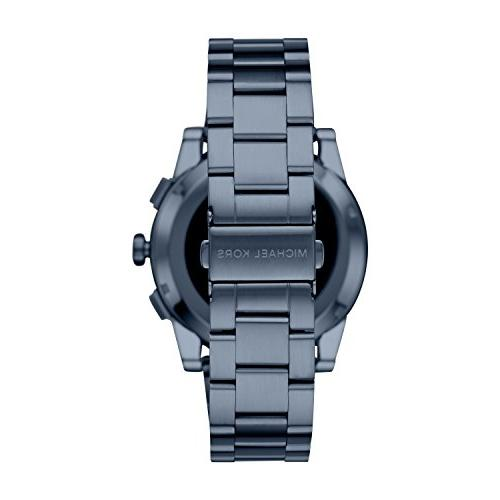 Michael Kors Men's Smartwatch, Grayson Stainless Steel,