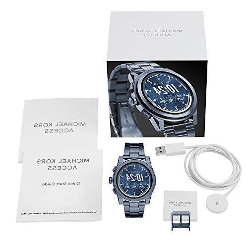 Michael Kors Smartwatch, Steel,