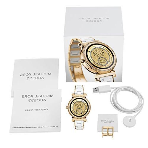 Smartwatch, Steel MKT5039
