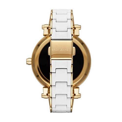 Michael Smartwatch, Gold-Tone Steel with MKT5039