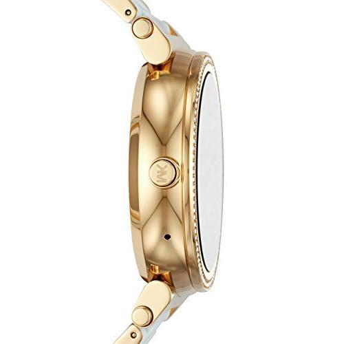 Michael Smartwatch, Sofie Gold-Tone Steel with MKT5039