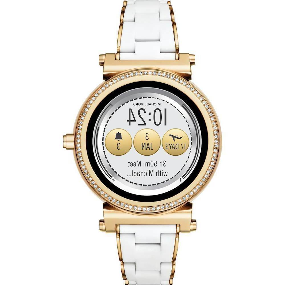 Michael Kors Access, Women's Smartwatch, Sofie Gold-Tone S