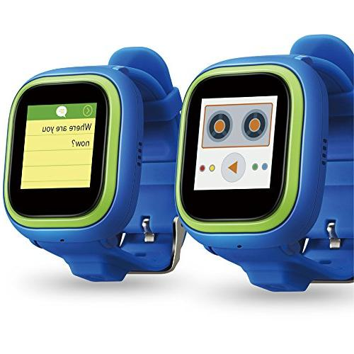 NEW TickTalk 2 0 Touch Screen Kids Smart Watch,