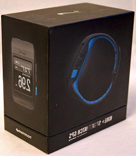 Nike+ Plus Pod Blue/Anthracite TomTom